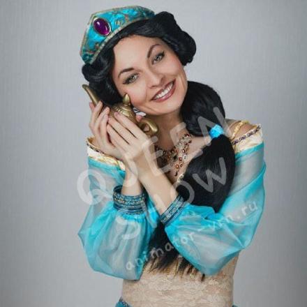 Жасмин-и-Аладин-персонаж