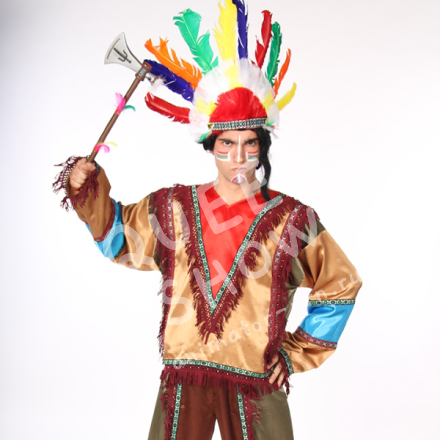индейцы-персонаж